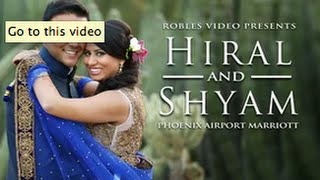 Hiral Thakrar & Shyam Patel - Cinematic Wedding Day Highlights (Gujarati Hindu)