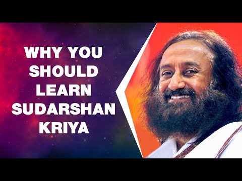 Why You Should Learn Sudarshan Kriya | Wisdom Talk By Gurudev