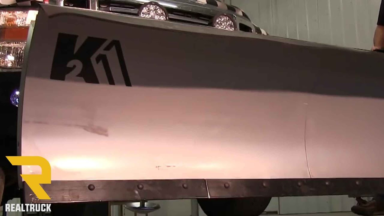 how to install the k2 storm snow plow how to install the k2 storm snow plow