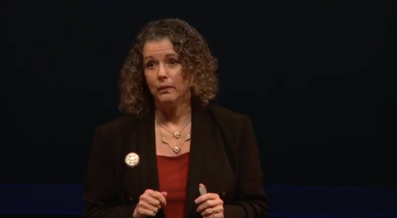 Social workers as super-heroes | Anna Scheyett | TEDxColumbiaSC