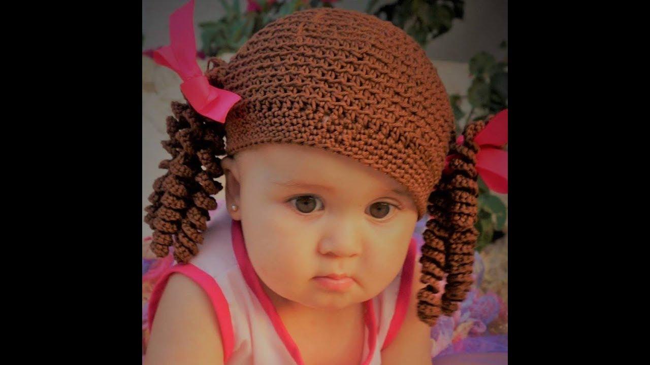 Gorro Tejidos A Crochet Para Bebe b84bd4c4db8