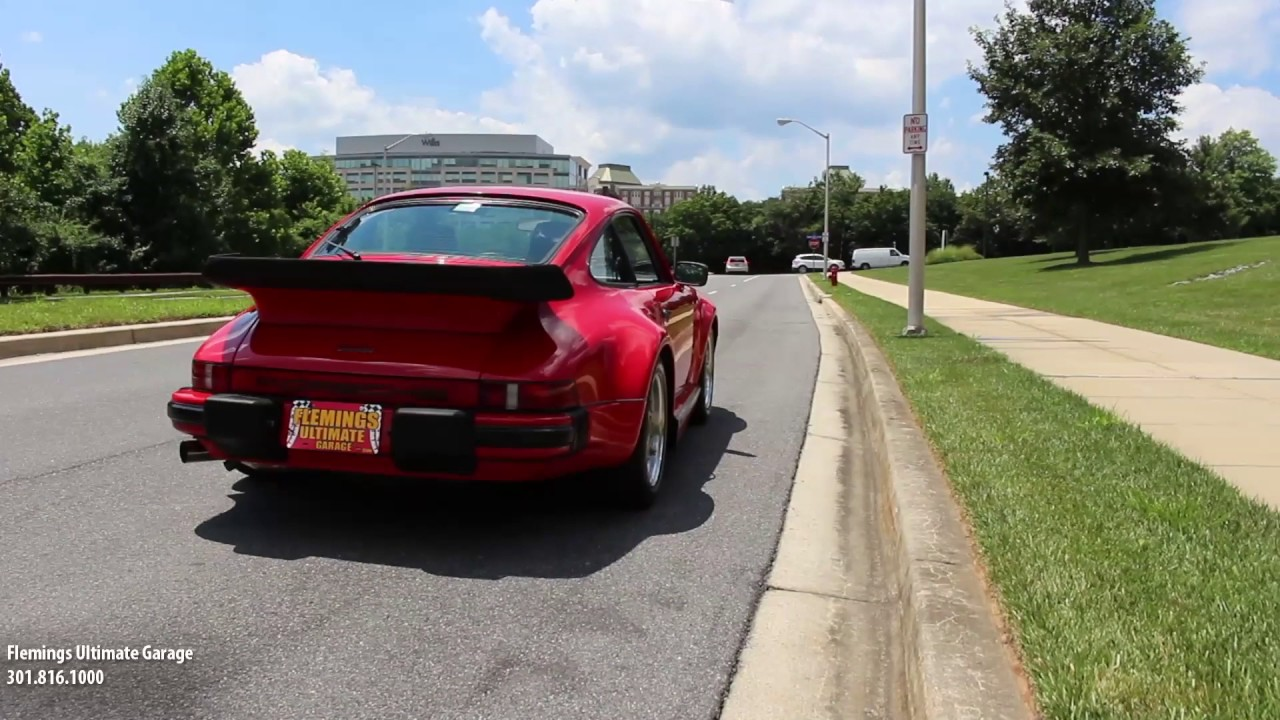 Sneak Preview of our New \'86 930 Porsche Turbo @ Flemings Ultimate ...