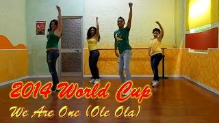 WE ARE ONE (Ole Ola) - Learn to Dance -  Original Choreography 2015 - Ballo di Gruppo