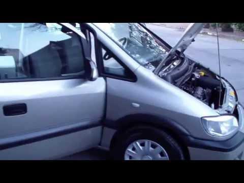 Chevrolet Zafira Ii Gl 2010 Youtube
