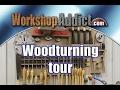Efficient Lathe Tool Setup - Lean Woodworking