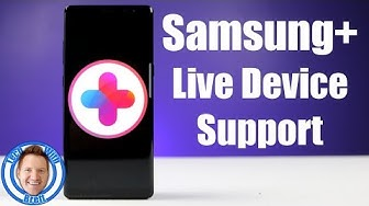 Live Support For Your Samsung Devices