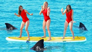 11 Funny Lifeguard Situations