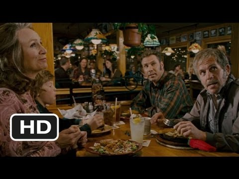 Talladega Nights (7/8) Movie CLIP - Dinner at Applebee's (2006) HD