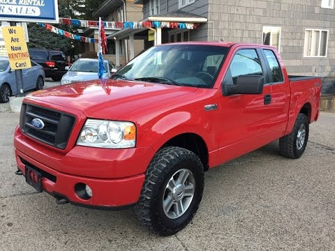 2008 ford f 150 stx ext cab 4x4 elite auto outlet bridgeport ohio youtube. Black Bedroom Furniture Sets. Home Design Ideas