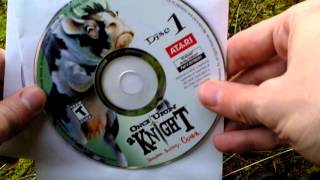 Once Upon a Knight Unboxing (PC) ENGLISH