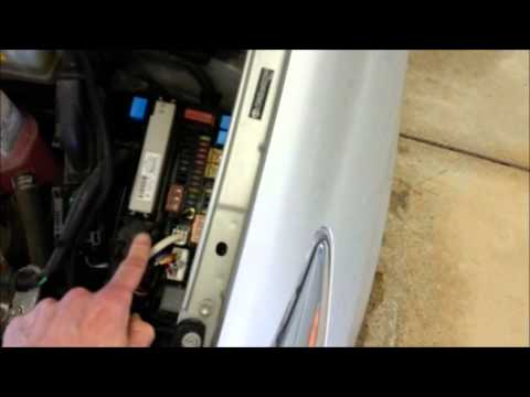 hqdefault prius fuse box youtube 2010 toyota prius fuse box cover at n-0.co