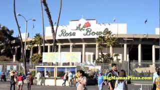 Rose Bowl Tailgate - #6 Stanford Vs. #17 UCLA - hosted by Big Mama