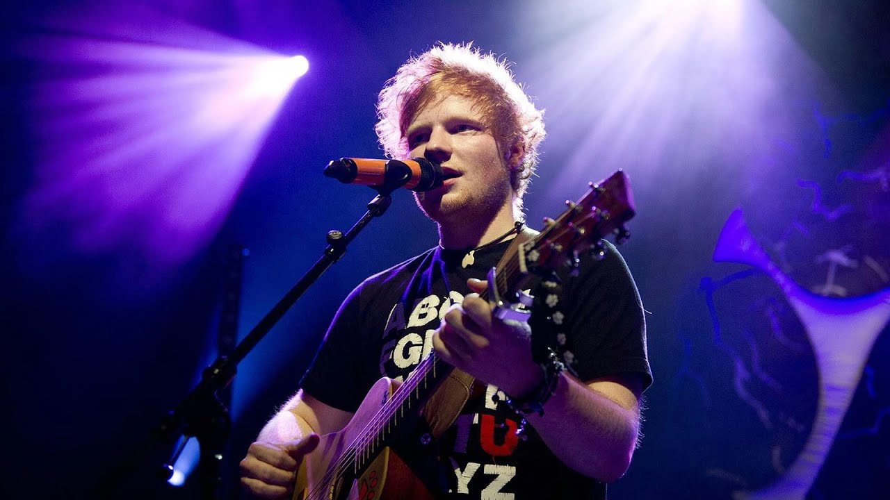 ed sheeran live in new york 5 28 15 youtube. Black Bedroom Furniture Sets. Home Design Ideas