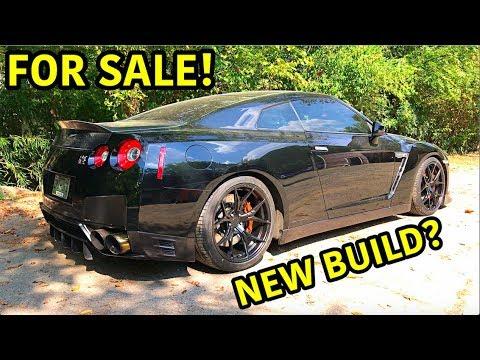 Selling Our Rebuilt Nissan GTR!?