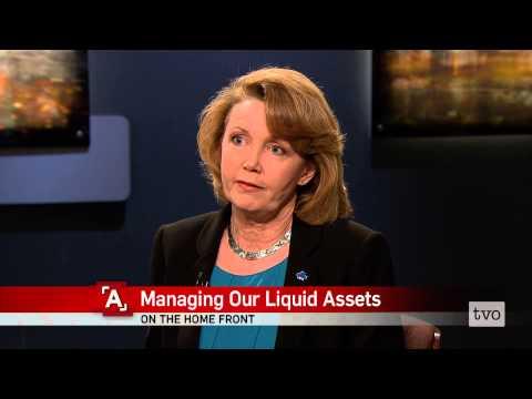 Bernadette Conant: Managing Our Liquid Assets