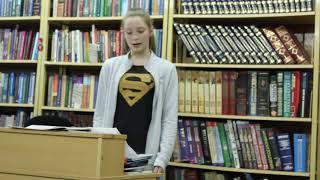 Страна читающая— Мария Сорокина читает произведение «Не русский я, но россиянин!» (Карим Мустай)