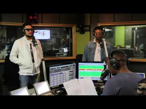 .@akaworldwide x @ANATII talk about #BCWYWF on #TheDriveOnMetroFM