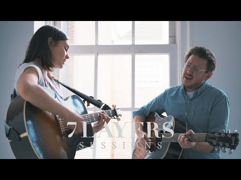 Lisa Mitchell & Dustin Tebbutt  - What Is Love - 7 Layers Sessions #99