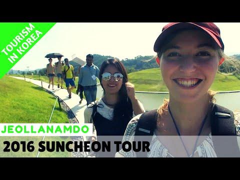 [TRAVEL JEOLLA] Suncheon Tour: Seonam Temple, Nagan Folk Village & Suncheon Bay National Garden / 순천