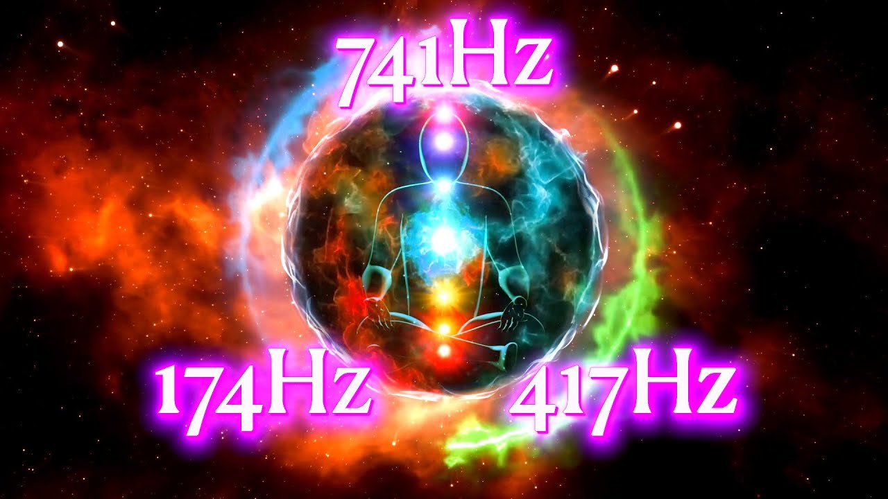 A ciência das frequências Solfeggio: 741 Hz, 852 Hz, 963 Hz, 528 Hz, 396 Hz, 693 Hz