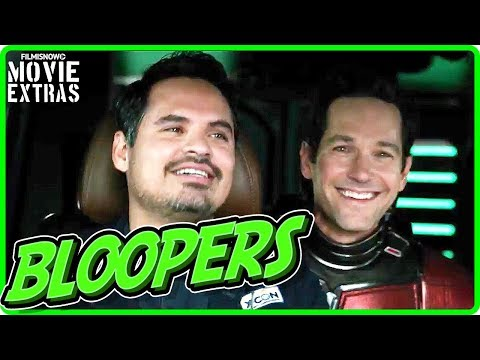 ANT-MAN AND THE WASP Bloopers & Gag Reel [Blu-Ray/DVD 2018]