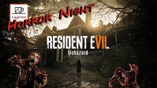 Horror Evening: Resident Evil 7 Biohazard Live Day 2