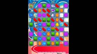 Candy Crush Saga Level 473 iPhone No Boosts