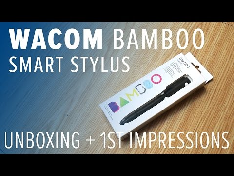 how to use bamboo pen and ink