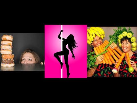 Q&A: food  addiction, pole dancing, & benefits of a vegan diet