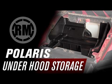 Polaris Under Hood Storage