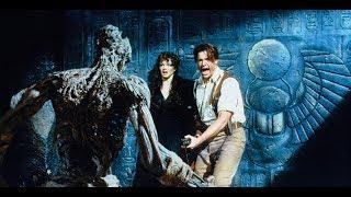 Мумия (1999) - встреча с мумией