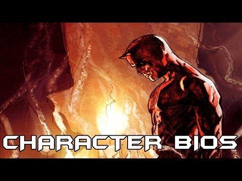 Character Bios: Daredevil