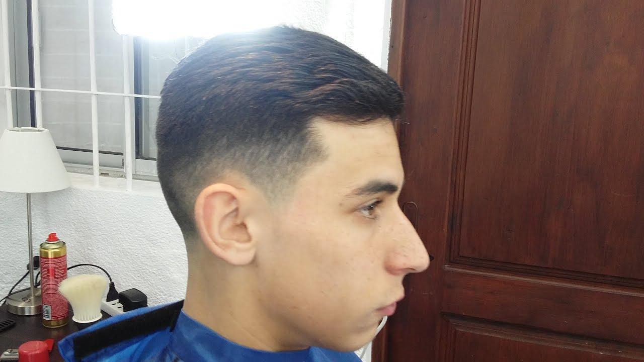 Cortes de cabello hombres difuminado