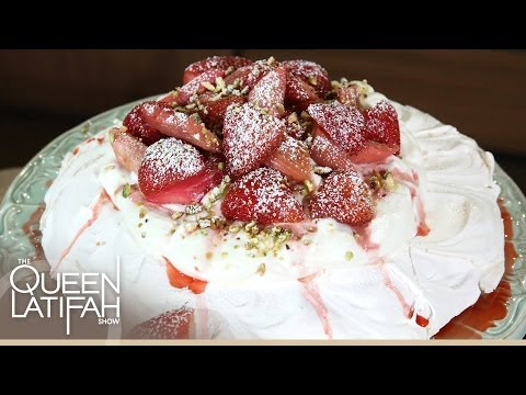 Chef Curtis Stone Shares His Recipe For Pavlova | The Queen Latifah Show