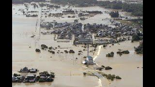 أخبار عالمية | ارتفاع حصيلة الفيضانات في #اليابان الى 25 قتيلاً