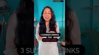 Summer weight loss drinks | AzraKhanFitness | #shorts #weightloss