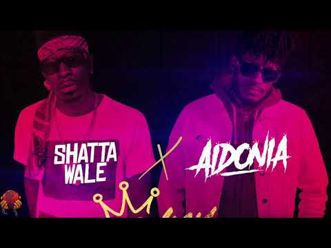 Shatta Wale ft Aidonia - My Queen (Official Audio) - August 2017