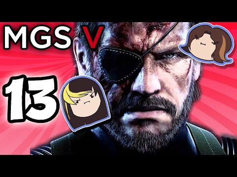 Metal Gear Solid V The Phantom Pain: Issue of Taste - PART 13 - Grumpcade