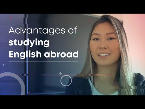 Advantages Of Studying English Abroad