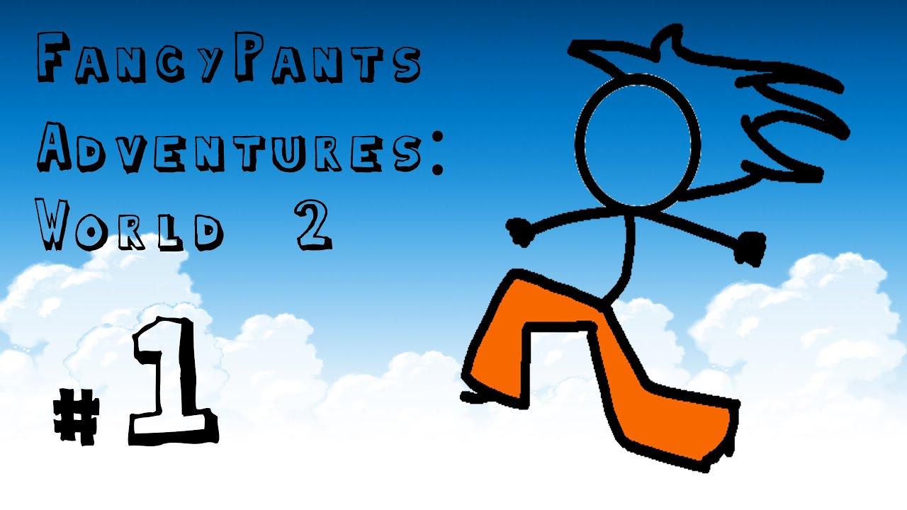 Fancy Pants 2