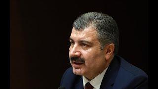 Yutkundu, sesi titredi, gözleri doldu... Sağlık Bakanı Fahrettin Koca'nın büyük acısı