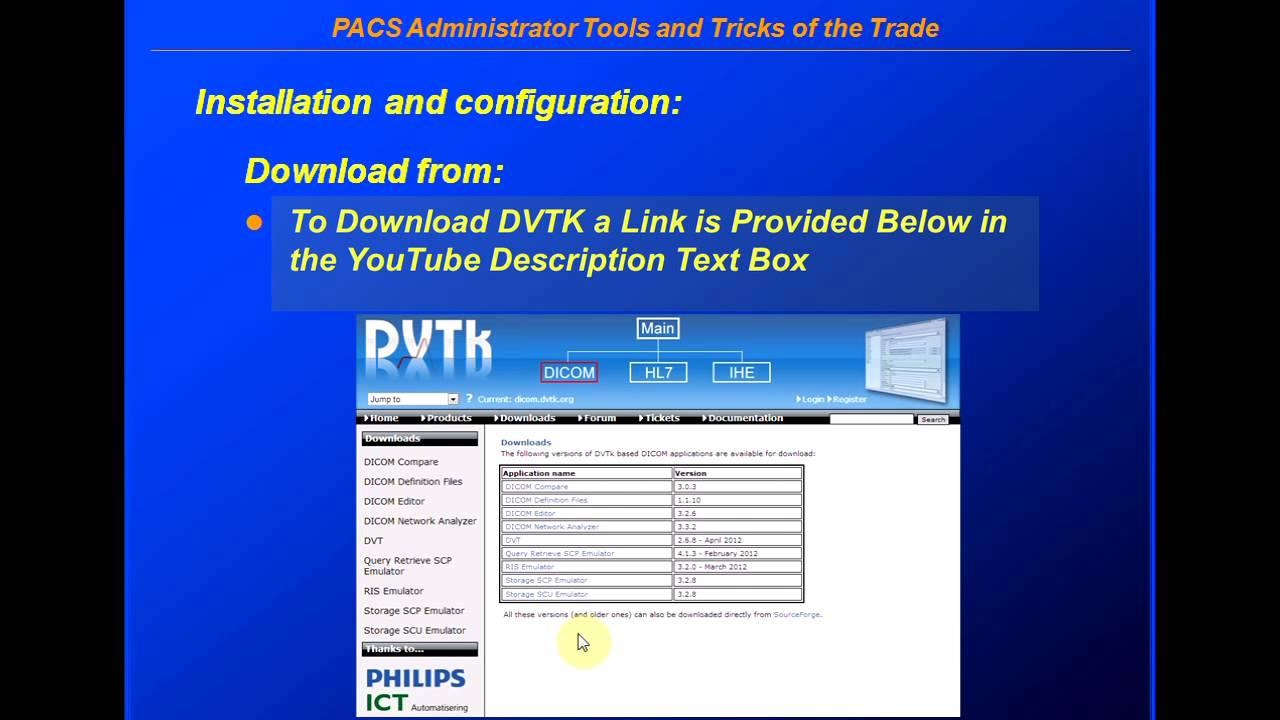 PACS ADMIN SERIES • Tools & Tricks of the Trade • Comparing DICOM Headers