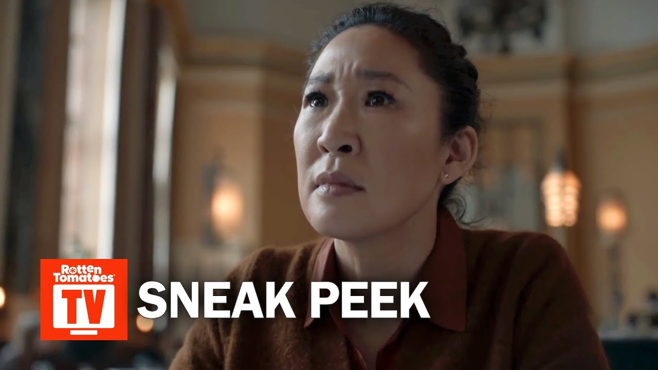 Download Killing Eve S03 E07 Sneak Peek | 'Eve Calls Out Carolyn Out' | Rotten Tomatoes TV