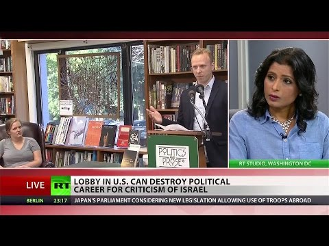 Israeli lobby has destroyed political careers for criticism of Israel – activist