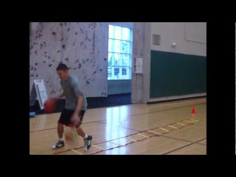 CHRIS QUINN SUMMER WORKOUT AS HE PREPARES FOR THE 2011-12 LOCKOUT YEAR