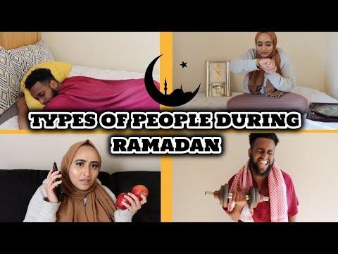 Types Of People In RAMADAN | Abz & Fio