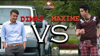 Dimas Anggara VS Maxime Bouttier - THE PERFECT HUSBAND 2018