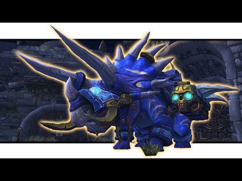 How To Tame Horridon In 8.2 — Hunter Pet Guide WoW