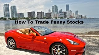 How To Trade Penny Stocks For Beginners - Best Penny Stock Trading Strategies