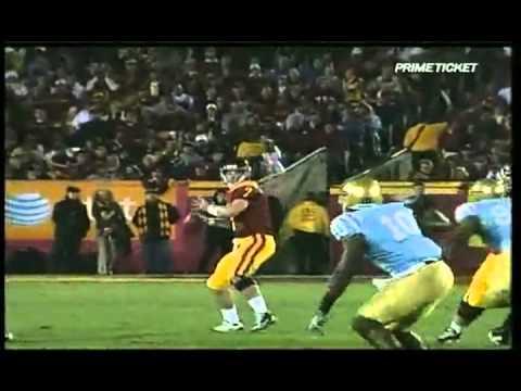 Philadelphia Eagles - USC QB #7 Matt Barkley Career Highlights 2009-2012